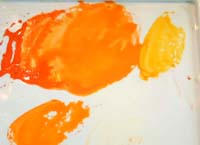Mixing Colors - Cadmium Red Light